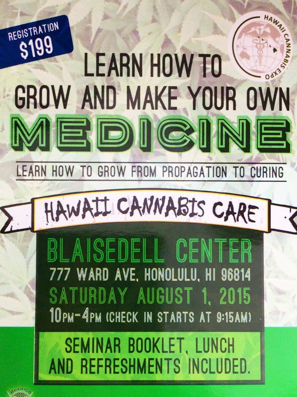 Hawaii Medical Marijuana