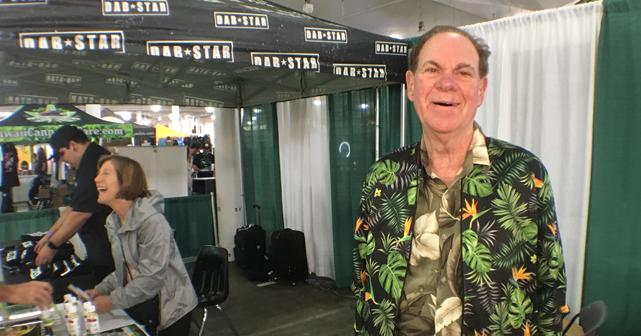 Ed Rosenthal at Hawaii Cannabis Expo