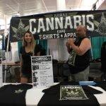 2017 Cannabis Expo tshirts