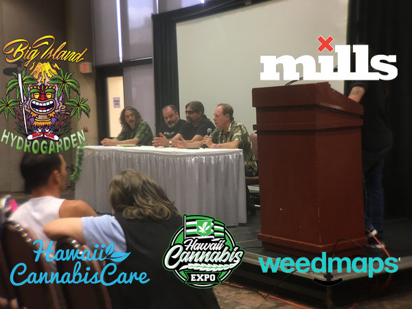 speakers - Hawaii Cannabis Expo 2019