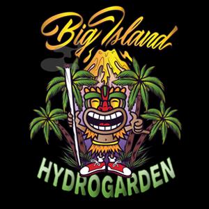 Big Island Hydro garden