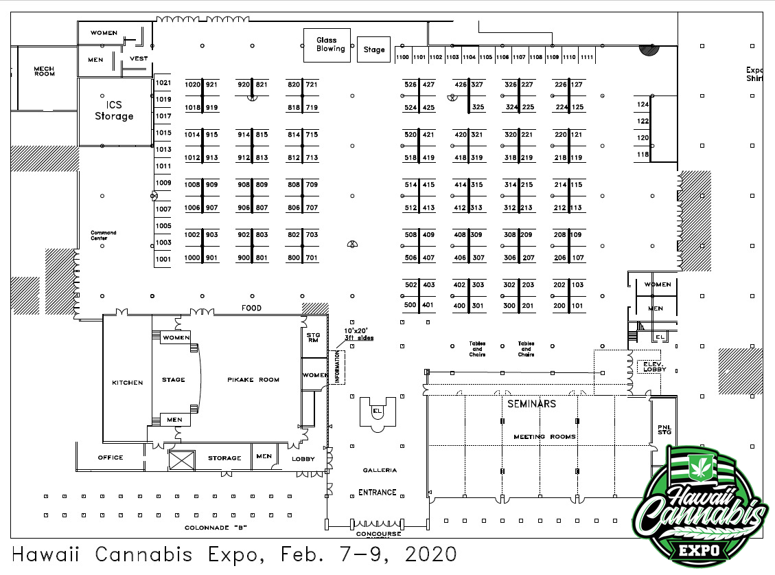 HCE-2020-Expo-Floor-Map
