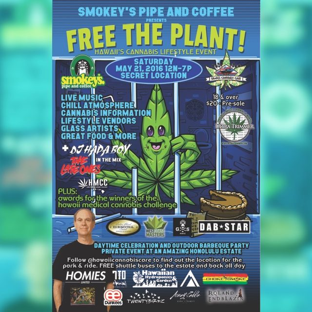 Free The Plant - 420